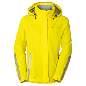 VAUDE Luminum Jacket Women canary